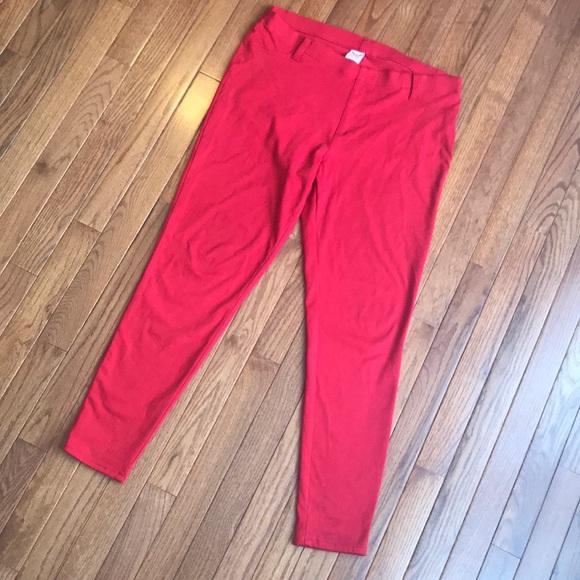 2fe03ba68cb24 Faded Glory Pants | Full Length Jeggings Size Xl | Poshmark